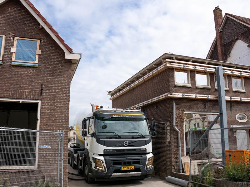 Renovatie Centrale Blokken in Leiden
